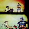 samej: (avengers ; you gave me a home)