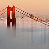 tatterpixie: the golden gate bridge (san-francisco)