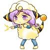 ilyana: (Ilyana used thundershock!)