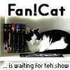 tanaqui: Scribblesinink's cat is waiting for the show (fan cat)