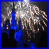 snottygrrl: disneyworld fireworks over the castle (fireworks)