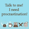 jassanja: (NaNoWriMo - Procrastination)