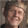 the_shoshanna: Uther Pendragon grinning (Uther approves)