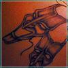 teylaminh: (Photo - mask tattoo)