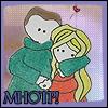 teylaminh: (MH - anime!Snuggle - Y/K)
