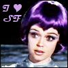 "kerravonsen: Gay Ellis: ""I heart SF"" (TV-SF, UFO, SF2)"