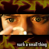 "kerravonsen: Frodo staring at the Ring: ""such a small thing"" (Frodo)"