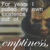 auronlu: (emptiness)