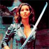 xochiquetzl: Cordelia with a sword (Cordelia w/sword)