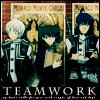 rashiea: D.Gray-man :: Allen, Linalee & Kanda (Teamwork)