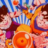 tenkuu: Gathering the Dragon Balls (Dragon Ball Z group)