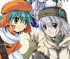 tenkuu: .hack//The World Vol. 1 (.hack Kite & Tsukasa)