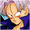 tenkuu: Blushing Trunks (Dragon Ball Z Trunks)