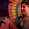 glinda: kaylee with rainbow parasol (kaylee rainbow)