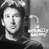 ext_847: shep actually asleep by ciderpress (Mulder Scully I want to believe by ele_3)
