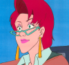 peoriapeoriawhereart: Janine Melnitz, Ghostbuster (Janine)