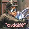 hazmat: (Ock Cuddles)
