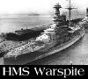 alaric: The Royal Navy WW1/WW2 battleship HMS Warspite (Warspite)