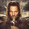 alaric: Viggo Mortenson as Aragorn/Strider, in Lord of the Rings (Dúnedain)