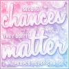 bellasera: ([mood] second chances don't matter, [mood] people never change)