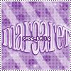 bellasera: ([name] purple stripes margaret)