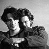 somersault: (Keanu Reeves&River Phoenix)