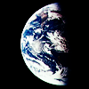 eva: (Earth from space)