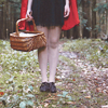 quirkylove: (little red riding hood)