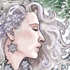 ext_8710: White Witch of Narnia, Mucha style (Default)