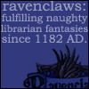 bunburyisms: (Ravenclaw)