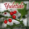 lotrchallenges: (Yule Berries, yuletide holly)