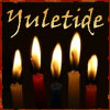 lotrchallenges: (Yuletide, yuletide-candles)