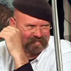 eruthros: Mythbusters screenshot of Jamie blushing red and laughing (Mythbusters - Jamie having an emotion)