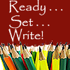 geminianeyes: Ready, set, write! (Ready set write!)