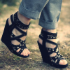 quirkylove: (black shoes)