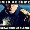 coughingbear: im in ur shipz debauchin ur slothz (shipz)