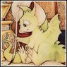 flamebyrd: (pocket dragon, dragonfic)