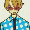 djtenku: mood - lackadasical (sanji - dots)