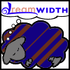 dizmo: It's a Ravenclaw dreamsheep! (dreamsheep: ravenclaw)