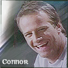 rhi: Connor MacLeod, laughing. (Connor laughing)