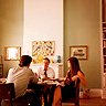 sansets: Neal Cafferey, Peter Burke and Elizabeth Burke, from the TV show White Collar, sitting around a kitchen table (White Collar - OT3)