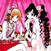 oneill: xxxHOLiC/Tsubasa RESERVoir CHRoNiCLE - Kunogi Himawari and Sakura, adorned in pink, smile gently at the viewer (大人になる)