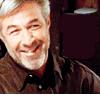 rhi: Joe Dawson, grinning (Joe smile)