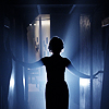 andothersuchphrases: Woman's silhouette on stage (I'll top the bill. I'll earn the kill.)