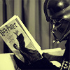starlady: Darth Vader reading Deathly Hallows (join the dark side)