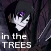 "starlady: Hei in the trees + text saying ""in the TREES"" (this is an in-joke)"