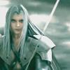 megpie71: Sephiroth holding Masamune ready to strike (BFS)