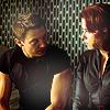 joyfulfeather: Clint and Natasha from Avengers (Clint/Natasha)