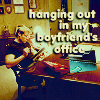 starglyph: (boyfriend's office)