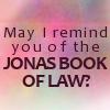 fieryrogue: (It's The Law!)
